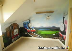 thomas the tank wall mural 302 found