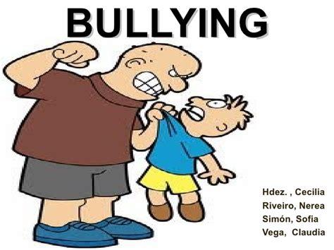 imagenes en ingles del bullying bullying grupo 2
