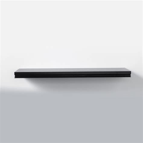 Black Decorative Shelves Inplace 18 Quot Warwick Shelf Black Home Home Decor