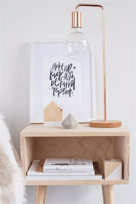 ideas for bedside tables best 25 bedside table ls ideas on pinterest bedroom