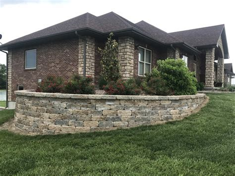 landscaping projects designer landscape columbia mo