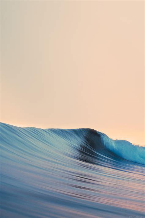freeios ag rolling wave art simple minimal parallax