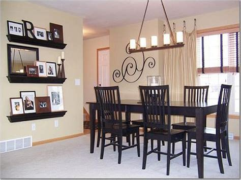 dining room simple dining room wall decor ideas dining