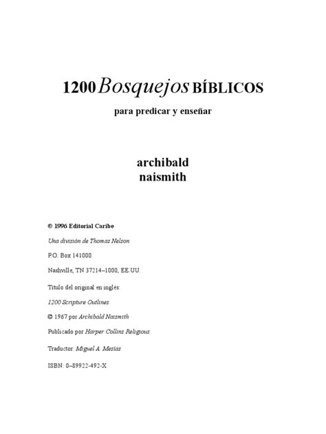 bosquejos y anecdotas o ilustraciones para cumpleaos pdf 1200 bosquejos b 205 blicos