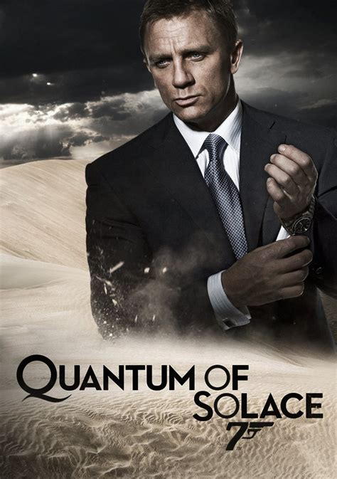download film quantum of solace indowebster james bond quantum of solace film poster by kjormond on