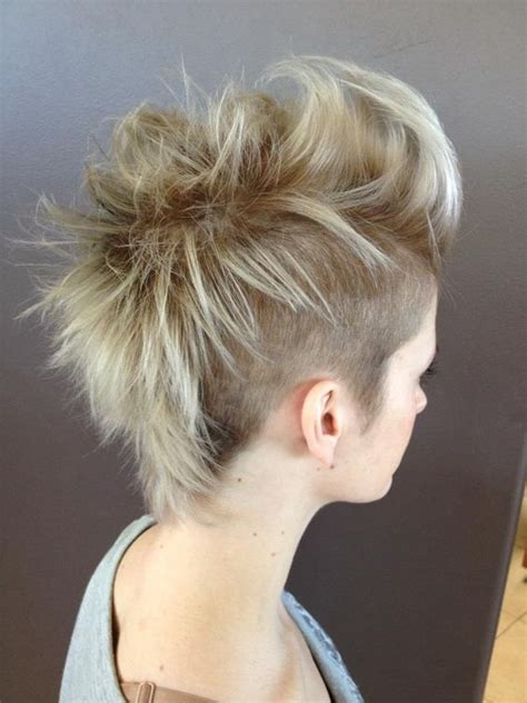 womans haircut foils 70 most gorgeous mohawk hairstyles of nowadays my hair