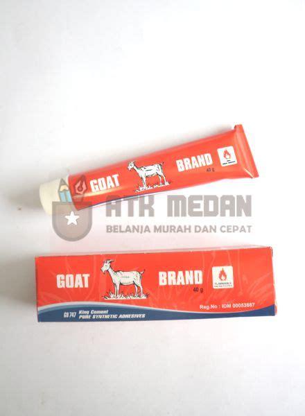 Lem Fox Stik 60 Gram Lem Putih Pvac harga lem kambing lem goat tipe odol di medan atk medan