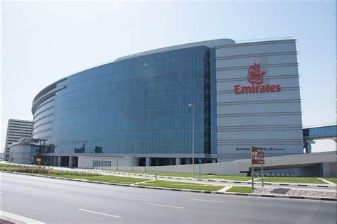 emirates group headquarters workplace construction arabian construction company