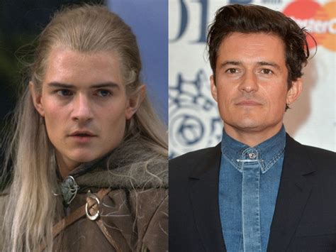 orlando bloom then and now lord of the rings where are the fellowship of the ring