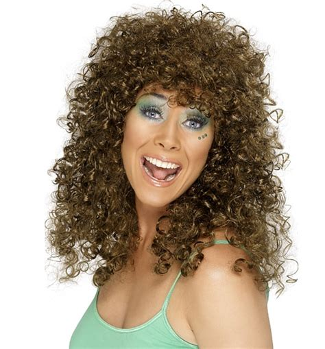 perm processing strict official eighties spiral perm wig ebay