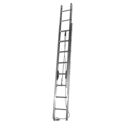 3 section extension ladder aluminum ladders feldfire