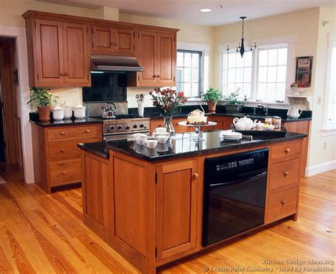 shaker kitchen island shaker kitchen cabinets door styles designs and pictures