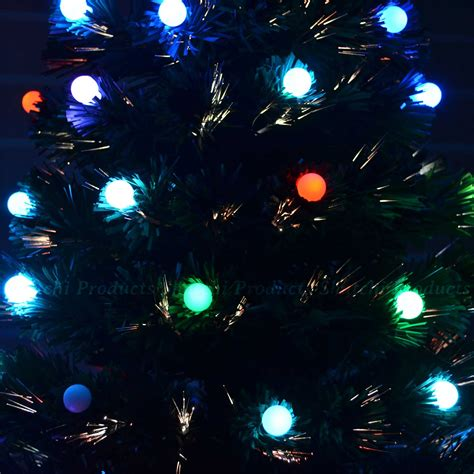 light up christmas tree toppers uk pre lit christmas tree led fibre optic prelit light up