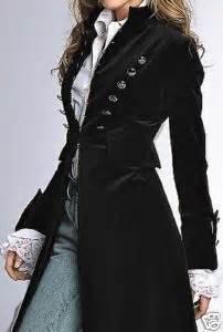 Black Velvet Stylecrazy A Fashion Diary by Was 299 Caramel Swirl Steel Boned Bustle Corset Coat