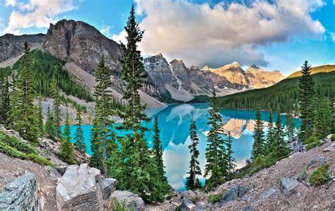 Alberta Canada Search 5 Five 5 Moraine Lake Alberta Canada