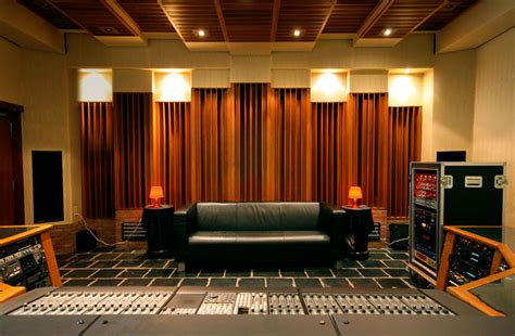 recording room striking a chord recording studios that sync design and function