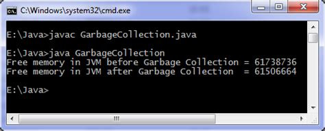 java tutorial garbage collection garbage collection
