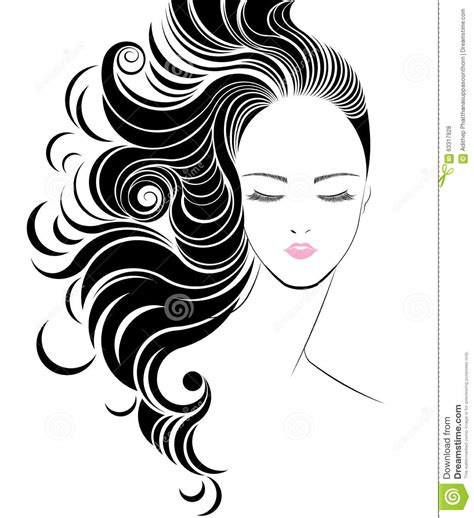 twist hairstyle tools clipart icons hair styling logos studio design gallery best design