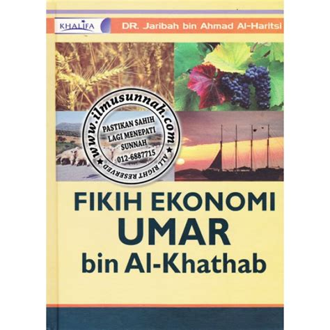 Fikih Ekonomi Umar Bin Al Khattab Best Seller fikih ekonomi umar bin al khathab