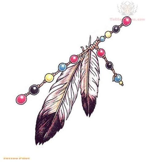 indian feather tattoo design feathers armband design