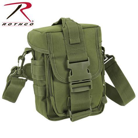 small molle bag rothco flexipack molle tactical shoulder bag