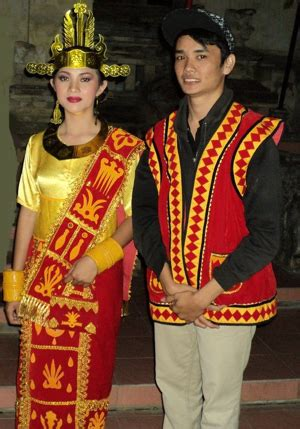 Baju Adat Tapanuli Utara kenali indonesia provinsi sumatra utara ppi fukuoka
