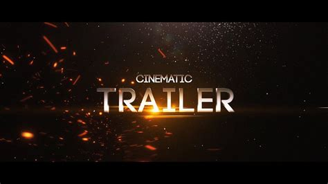 tutorial after effect cinematic after effects tutorial cinematic title animation in after