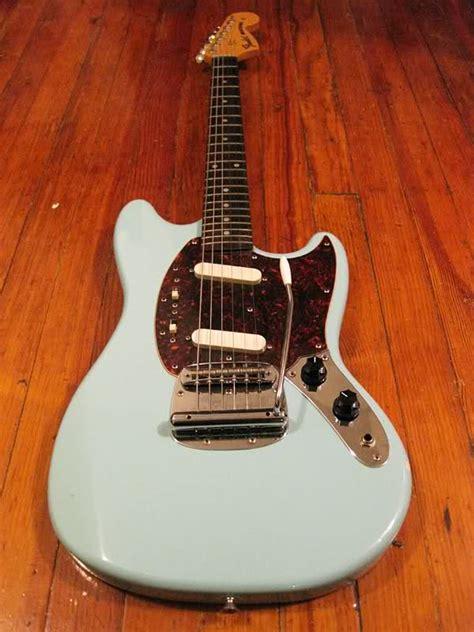 fender mustang craigslist totally wired guitars 1969 reissue fender mustang