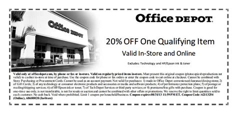 office depot coupons november 2015 home depot printable coupons june 2018 coupons for