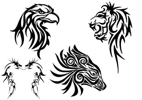 doodle animals vector free animal vector cliparts co