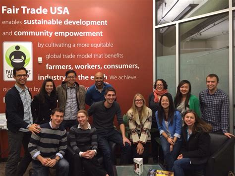 Mba Fair Trade by Stanford Mba Students Go From Seed To Shelf In Guatemala