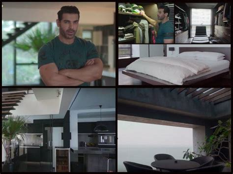 john abraham house john abraham home pictures inside pictures of john