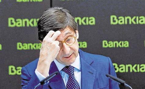 oficinas bankia cartagena la fusi 243 n bankia bmn prev 233 un recorte de 1 300 empleos y