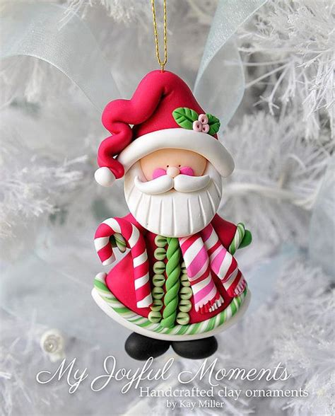 333 best images about christmas polymer clay ornaments on