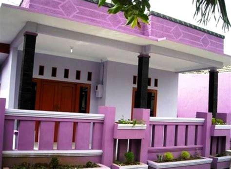 contoh warna cat rumah yg bagus