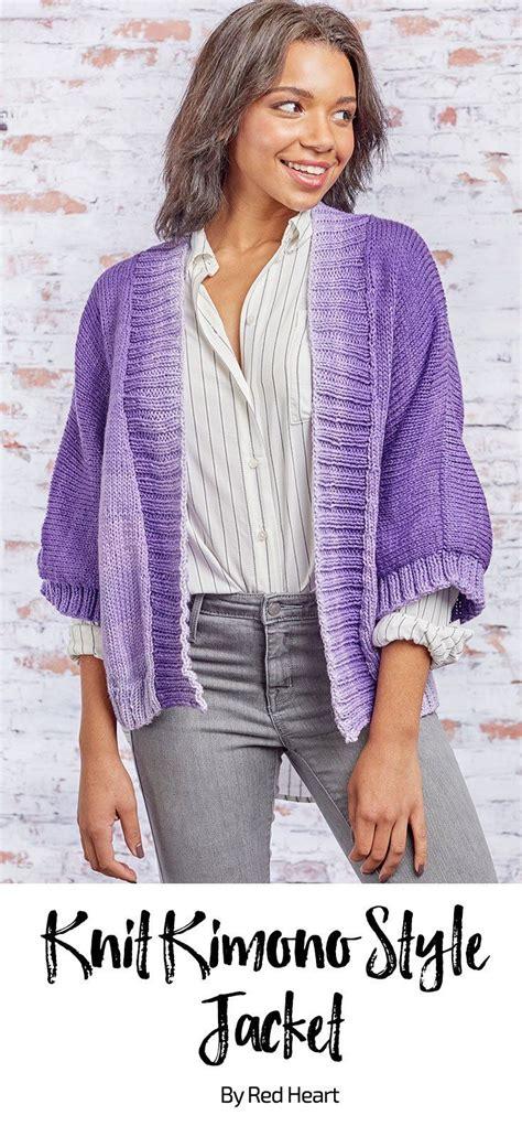 knitting pattern kimono jacket 2692 best new new free patterns images on pinterest