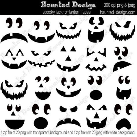 o lantern template pin by haunted design on digital and papers pumpkin