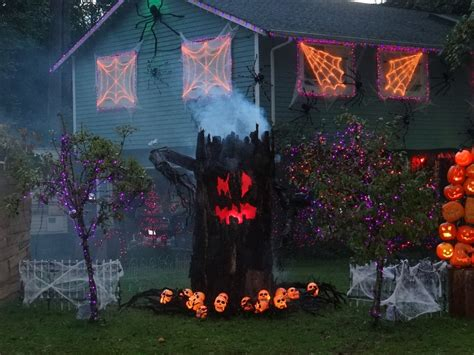 halloween home decoration 35 best ideas for halloween decorations yard with 3 easy tips