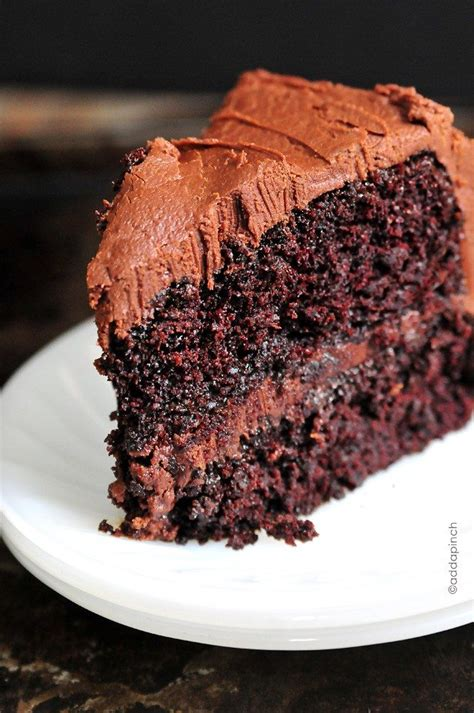 The Best Chocolate Cake Recipe {Ever}   Cooking   Add a Pinch