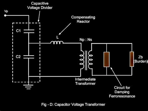 capacitive reactance dc circuit electrical systems voltage transformer