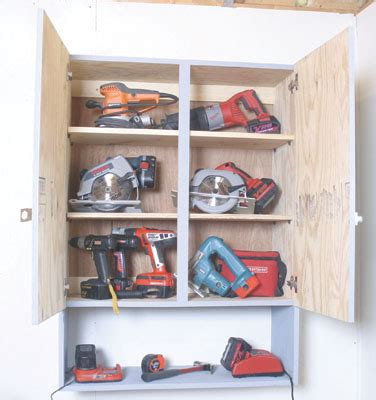 Kitchen Pan Storage Ideas by Build A Locking Tool Cabinet Extreme How To