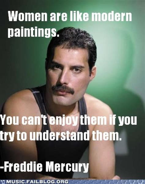 Freddie Mercury Meme - image 399262 freddie mercury know your meme