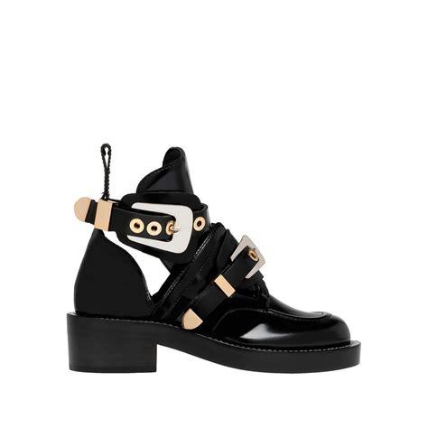 balenciagas shoes balenciaga ceinture ankle boots black s ankle boot