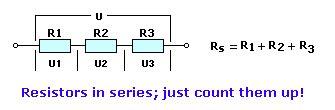 formula of resistors in series resistor color code tutorial formulas georg simon ohm history what is rho circuit