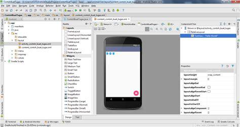 Membuat Aplikasi Android Objek Wisata | kuliah pintar tutorial membuat aplikasi wisata android studio