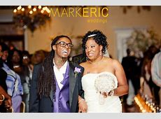 LIL' WAYNE'S MOTHER GETS MARRIED!! CHECK OUT THE PICS ... Lil Waynes Mom