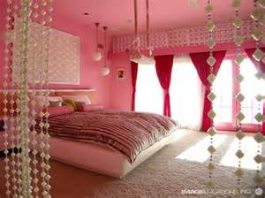 Bedroom In Pink Home And Furniture Gallery Pink Bedroom Theme In