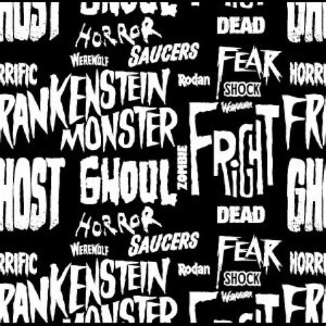 font design horror horror zombie illustrated scary zombie graphics about arts