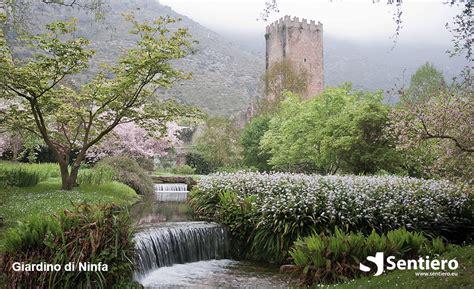 giardini di ninfa orari prenotazione visita giardino di ninfa ordinaria