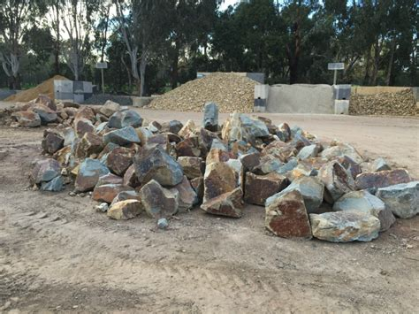 landscape rocks donnellys garden supplies